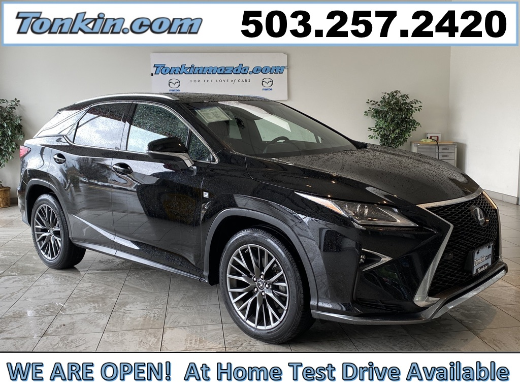 Pre-Owned 2017 Lexus RX 350 F Sport