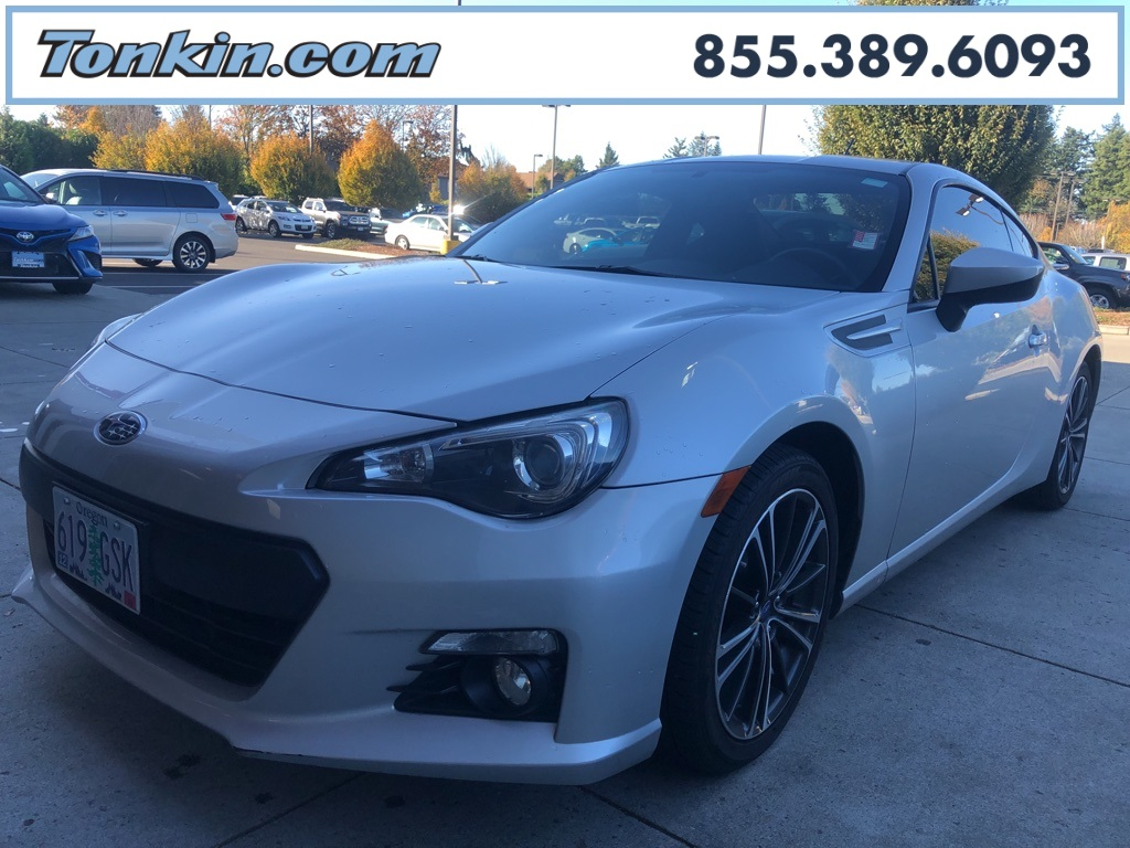 Pre-Owned 2013 Subaru BRZ Limited