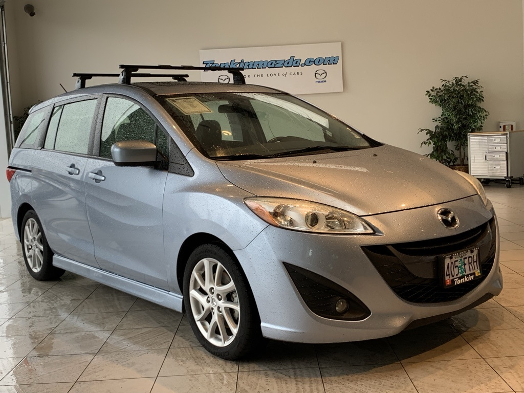 Pre-Owned 2012 Mazda5 Grand Touring