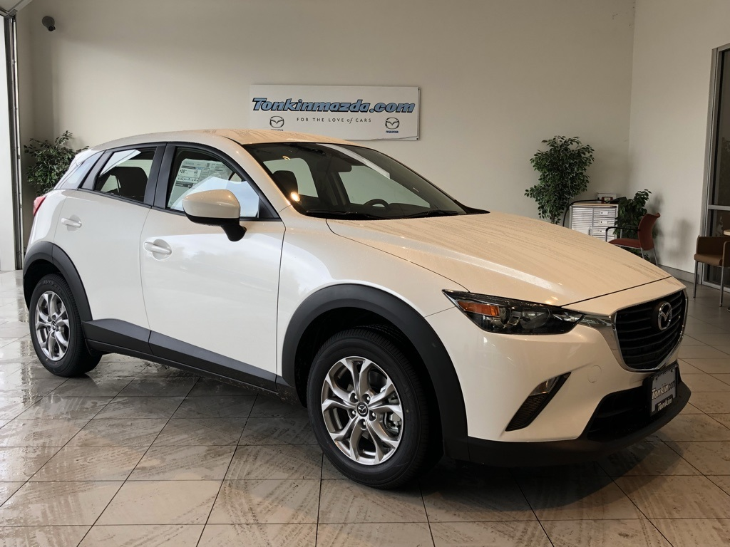 new 2018 mazda cx 3 sport 4d sport utility in portland m0218038 ron tonkin mazda. Black Bedroom Furniture Sets. Home Design Ideas
