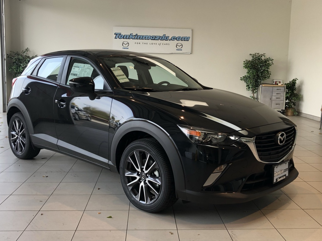 new 2018 mazda cx 3 touring 4d sport utility in portland. Black Bedroom Furniture Sets. Home Design Ideas