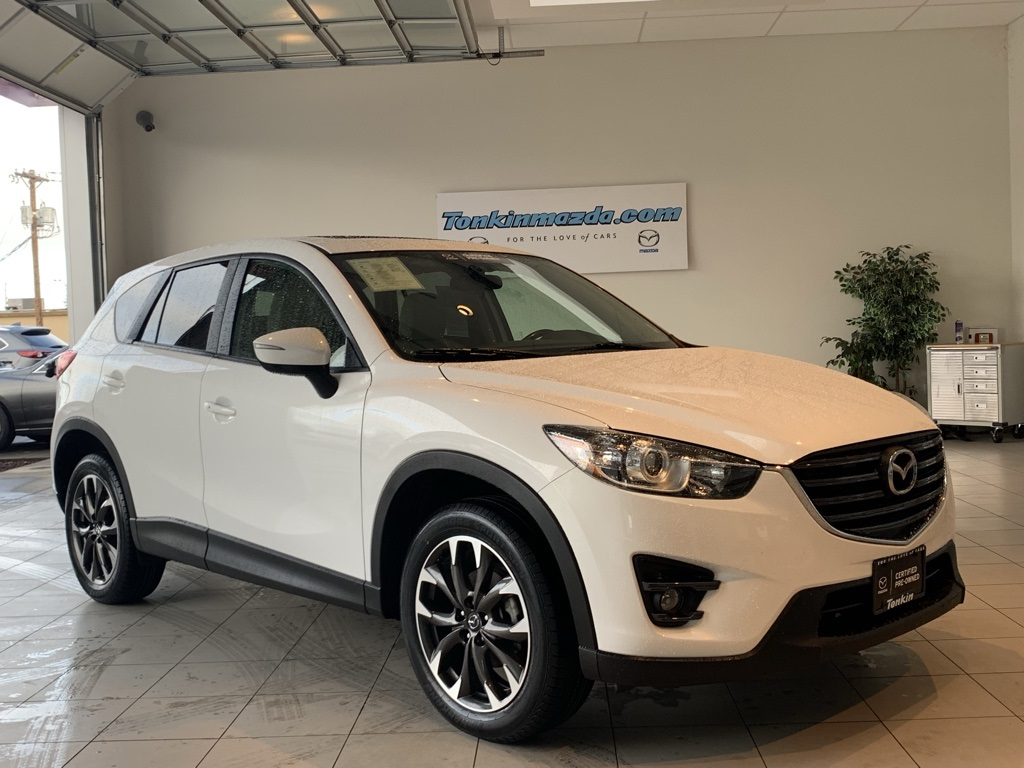 Certified Pre Owned 2016 Mazda Cx 5 Grand Touring