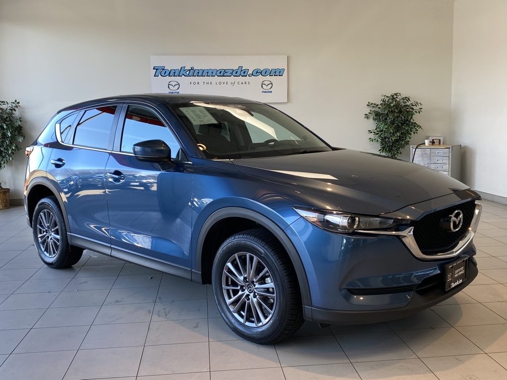 Certified Pre-Owned 2017 Mazda CX-5 Touring Preferred Package