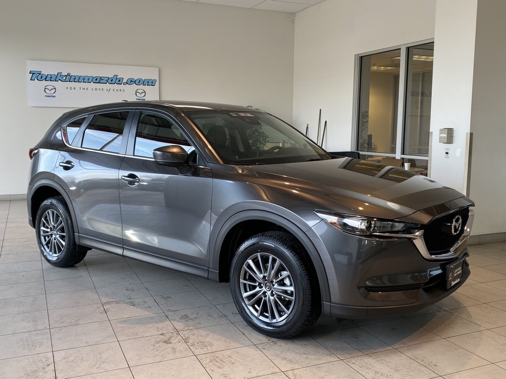 Certified Pre-Owned 2017 Mazda CX-5 Touring Preferred Equipment Package!!!