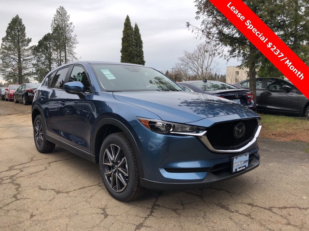 New 2018 Mazda CX-5 Touring AWD 4D Sport Utility