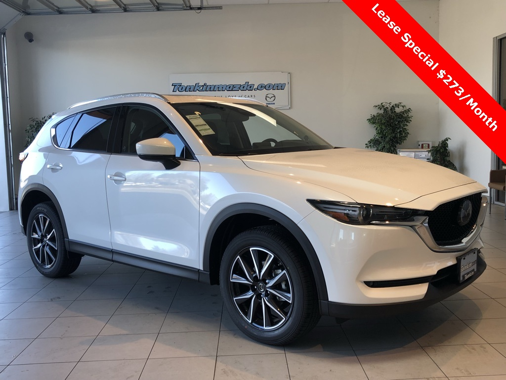 New 2018 Mazda CX-5 Grand Touring AWD 4D Sport Utility