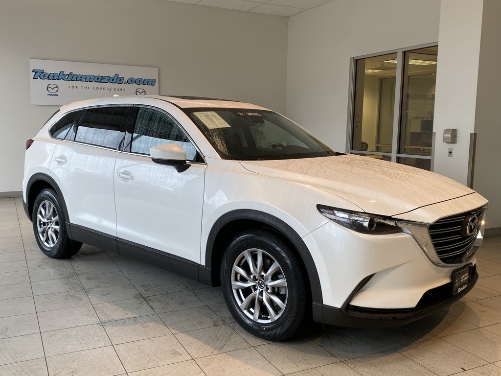 Certified Pre-Owned 2016 Mazda CX-9 Touring Premium Package. Leather!!! Moonroof!!! BOSE!!!