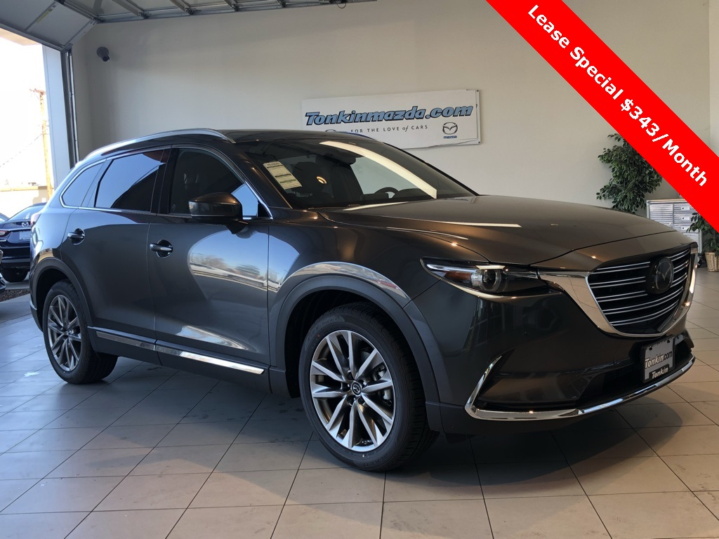 New 2018 Mazda CX-9 Grand Touring AWD 4D Sport Utility