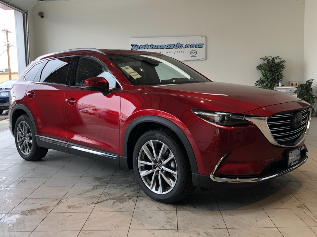 New 2018 Mazda Cx 9 Grand Touring