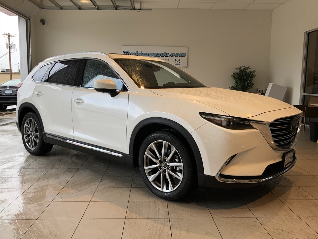 new 2018 mazda cx 9 signature 4d sport utility in portland m0118033 ron tonkin mazda. Black Bedroom Furniture Sets. Home Design Ideas