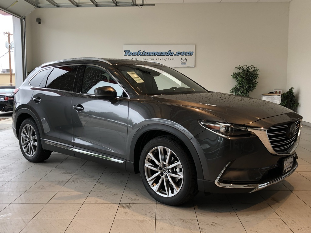 new 2018 mazda cx 9 signature 4d sport utility in portland. Black Bedroom Furniture Sets. Home Design Ideas