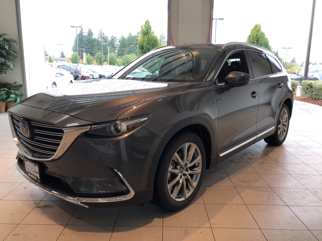 New 2018 Mazda CX-9 Signature 4D Sport Utility in Portland ...