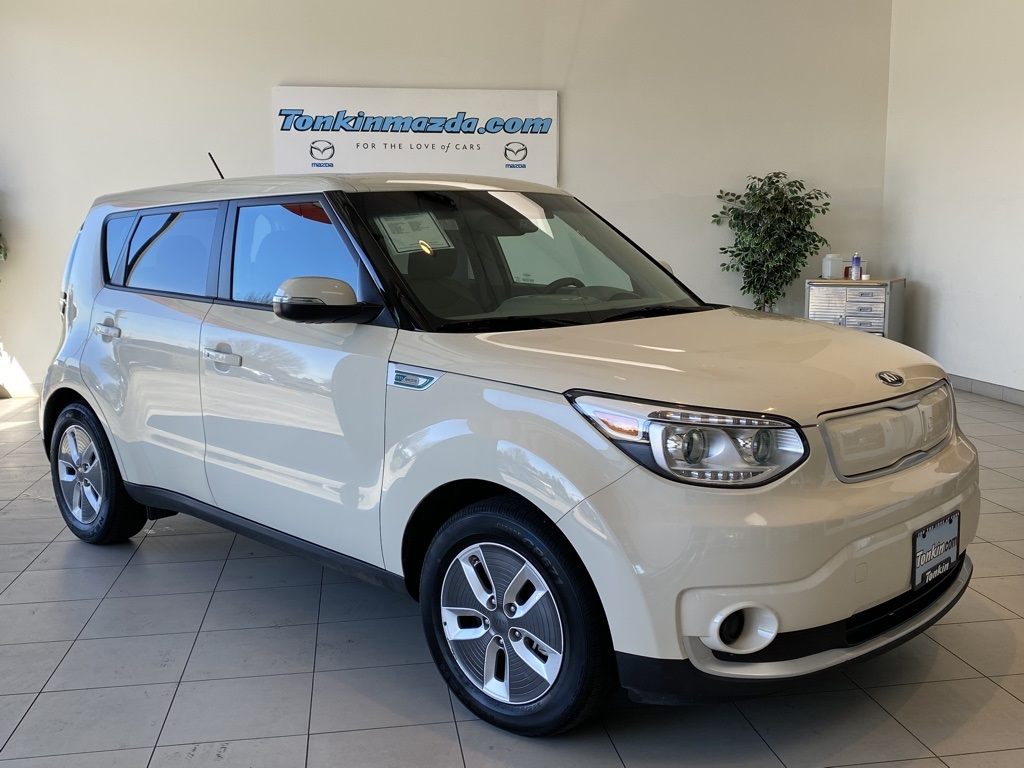 Pre-Owned 2017 Kia Soul EV Base