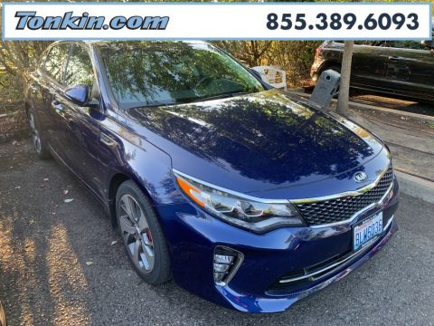 Pre-Owned 2018 Kia Optima SX