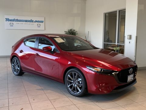 Certified Pre-Owned 2019 Mazda3 Base Base