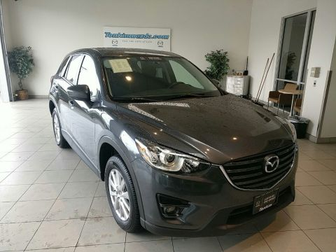 Certified Pre-Owned 2016 Mazda CX-5 Touring Navi/BOSE/Moonroof/Heated Seats!!!!