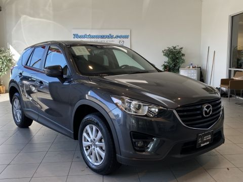 Certified Pre-Owned 2016 Mazda CX-5 Touring BOSE!!! Moonroof!!! Heated Seats!!! Backup Camera!
