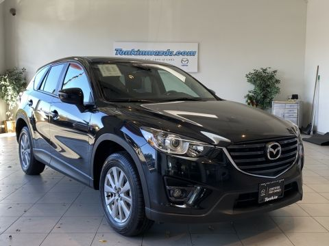 Certified Pre-Owned 2016 Mazda CX-5 Touring Navigation!!!! Heated Seats!!!!