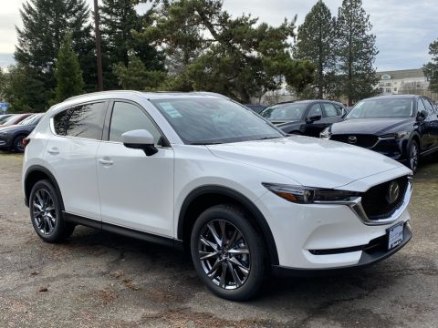 New 2020 Mazda CX-5 Signature